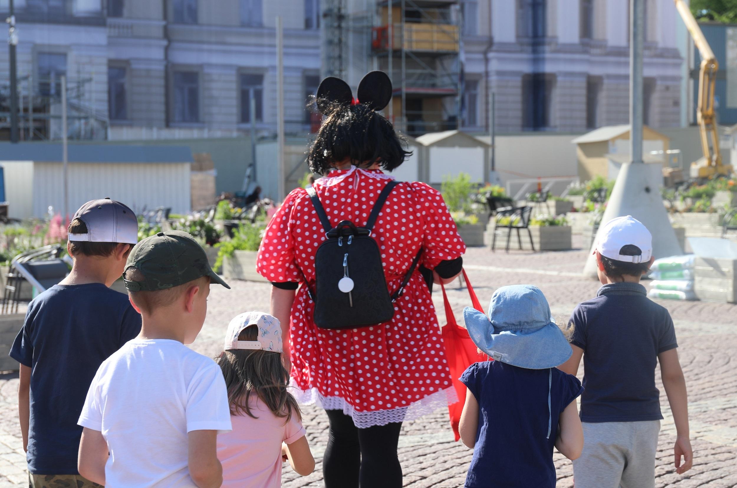 Helsinki mit Minnie Maus5_Gulja Babaeva